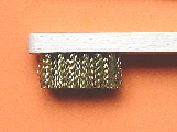 Medium Brass Brush.