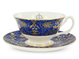 Royal Victoria Bone China Cup And Saucer.