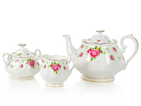 Royal Albert Bone China Tea Set.