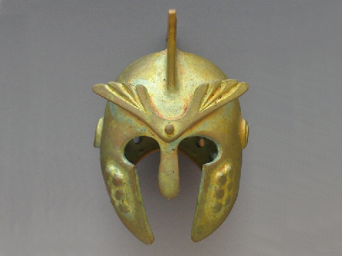 Bronze Mask By Gordon Uyehara.