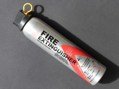 Kitiki Fire Extinguisher.