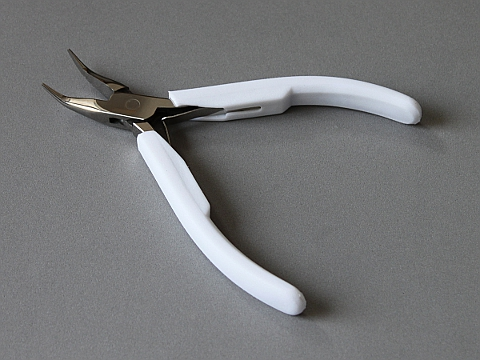 Bent-Nose Pliers