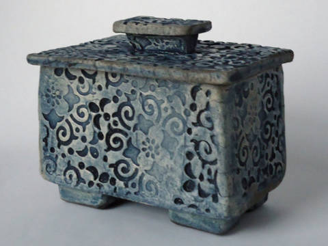 Raku By Soley Ceramics.