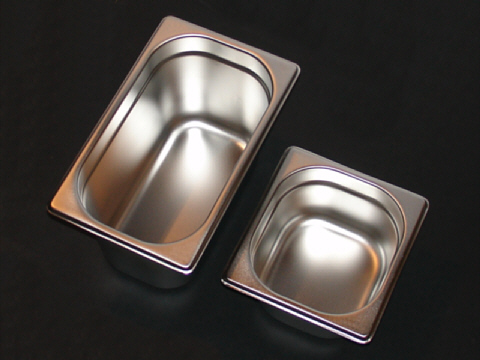 Kitiki Stainless Steel Containers